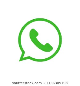 Contact us through Whats app